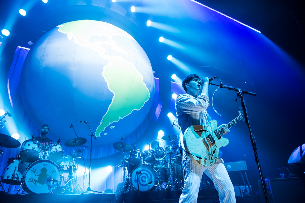 Vampire Weekend Delivers After a 6-YearHiatus