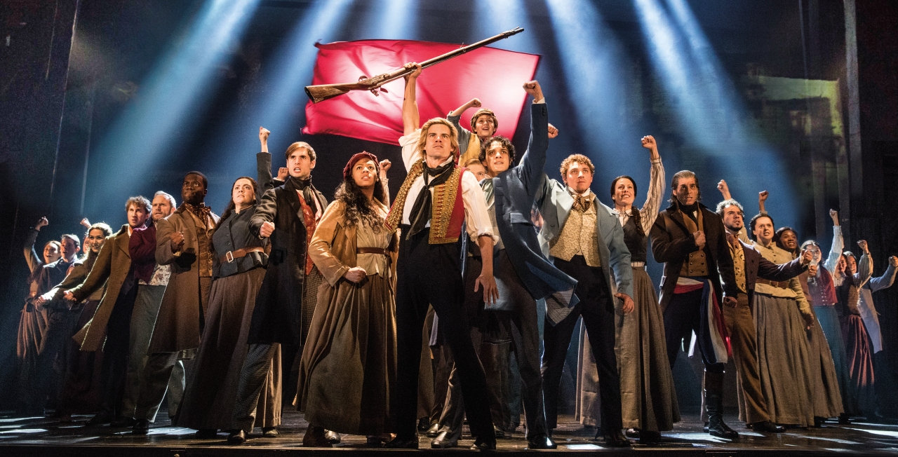 Beloved Les Miserables Musical Comes to Austin's Bass ConcertHall