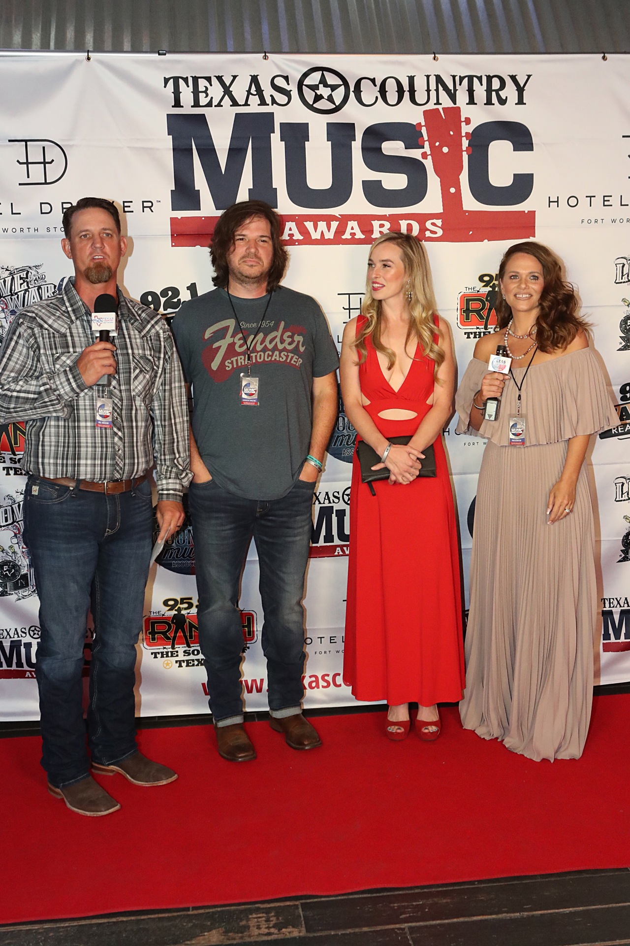 The Texas Country Music Awards 2019 Spotlighted Great Artists