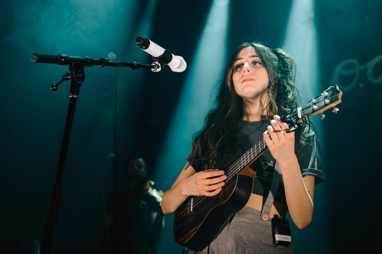 Dodie Brought Her Human Tour to Austin'sEmo's