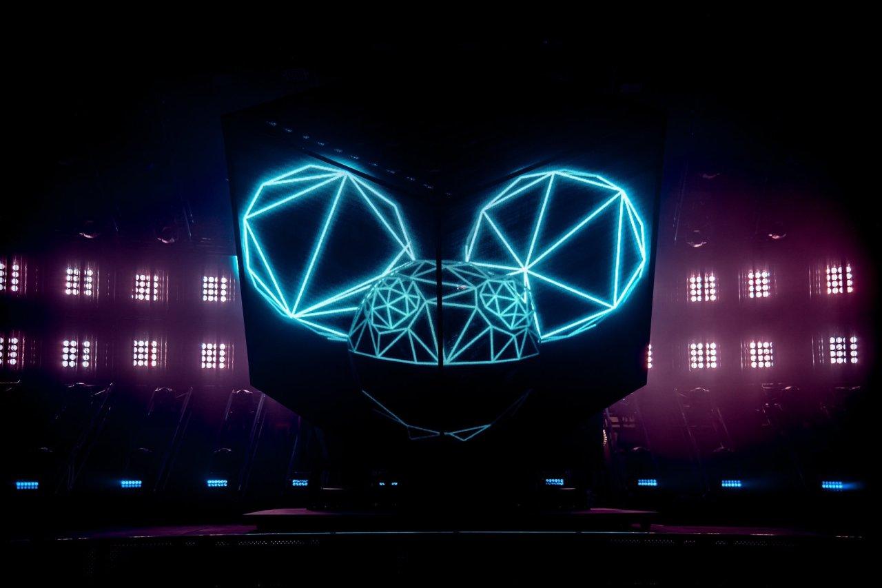 Electro Genius Deadmau5 Returns to Austin With Cube V3Tour