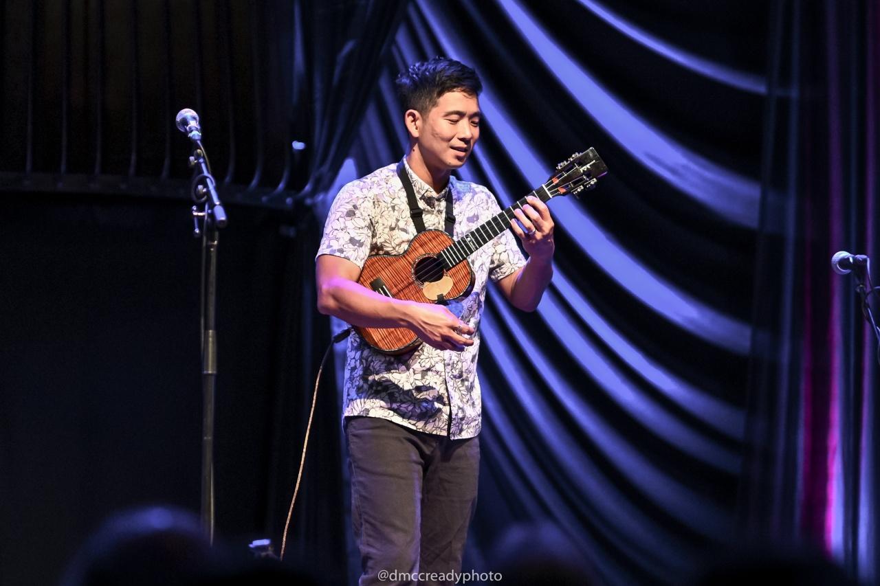 Ukulele Prodigy Jake Shimabukuro Dazzles One WorldTheater