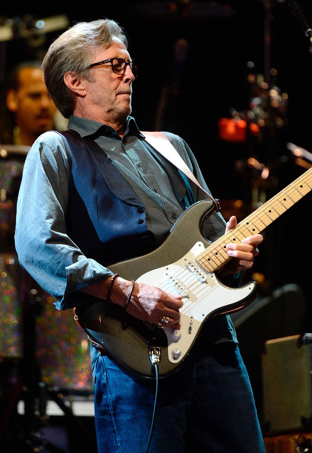 Eric Clapton's Crossroads Guitar Festival Returns toDallas