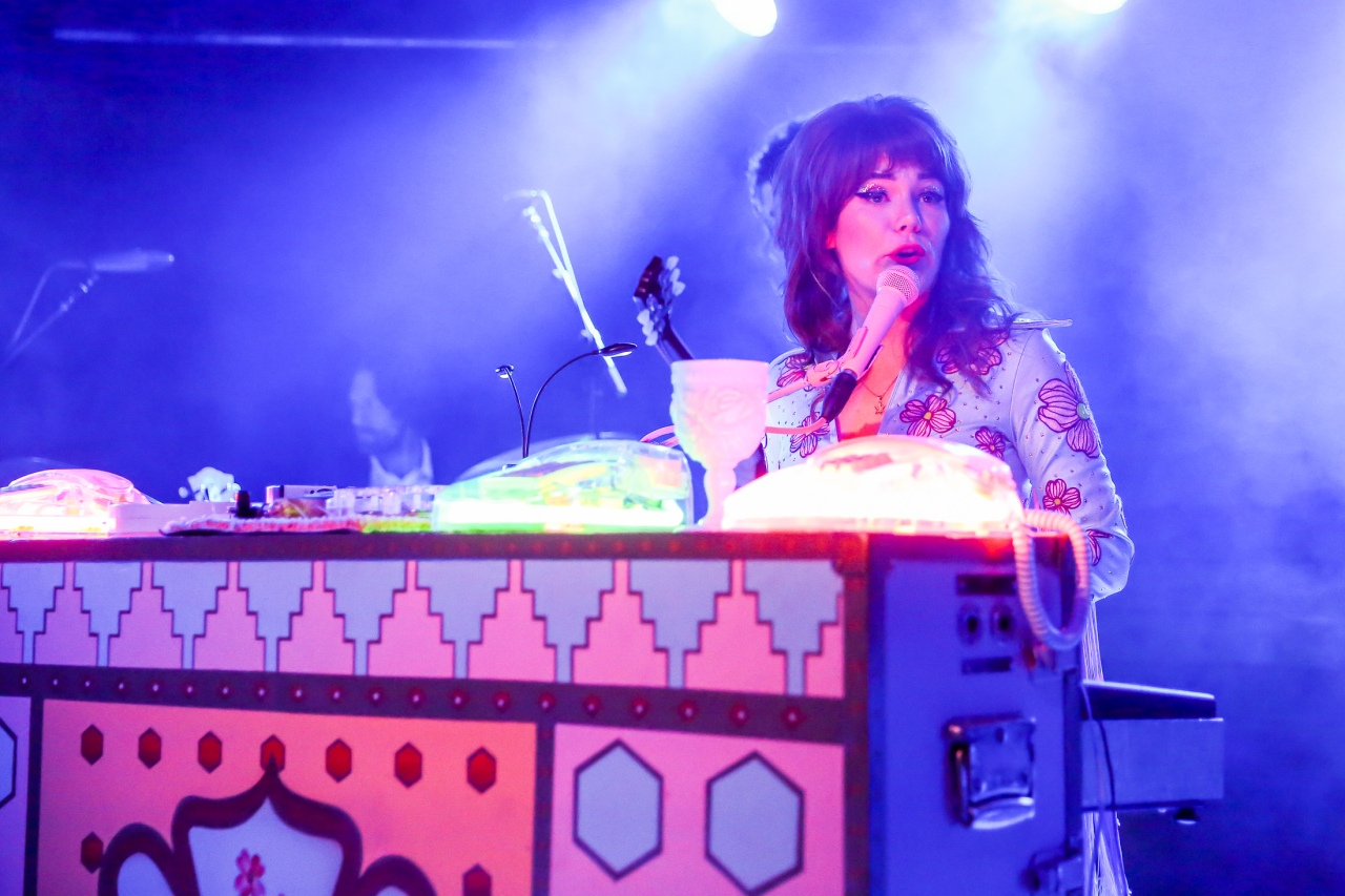 Jenny Lewis ACL Late Show at Scoot InnPhotos