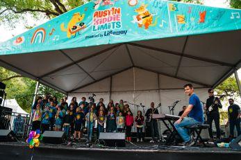 Barton Hills Choir courtesy of Sydney Gawlik