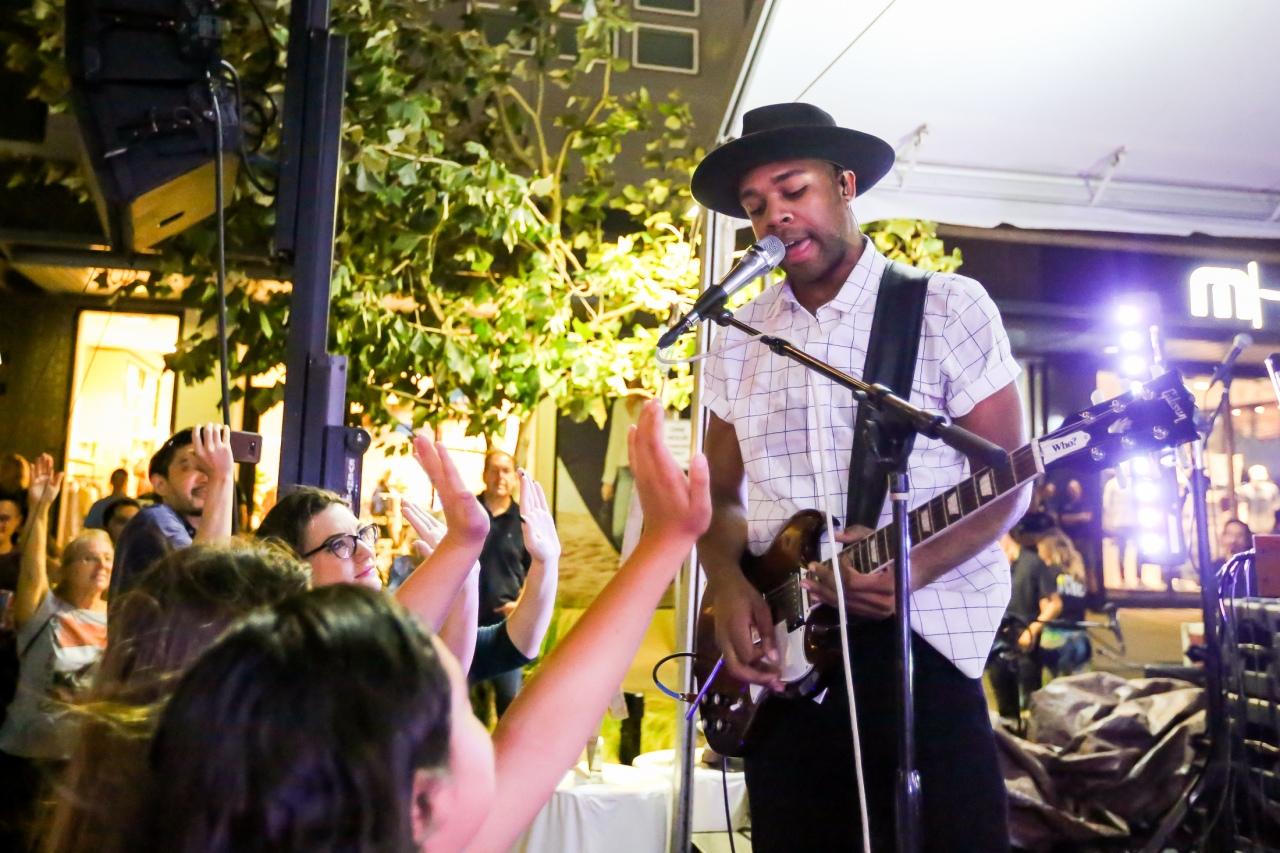Black Fret's Amplify Domain ConcertPhotos