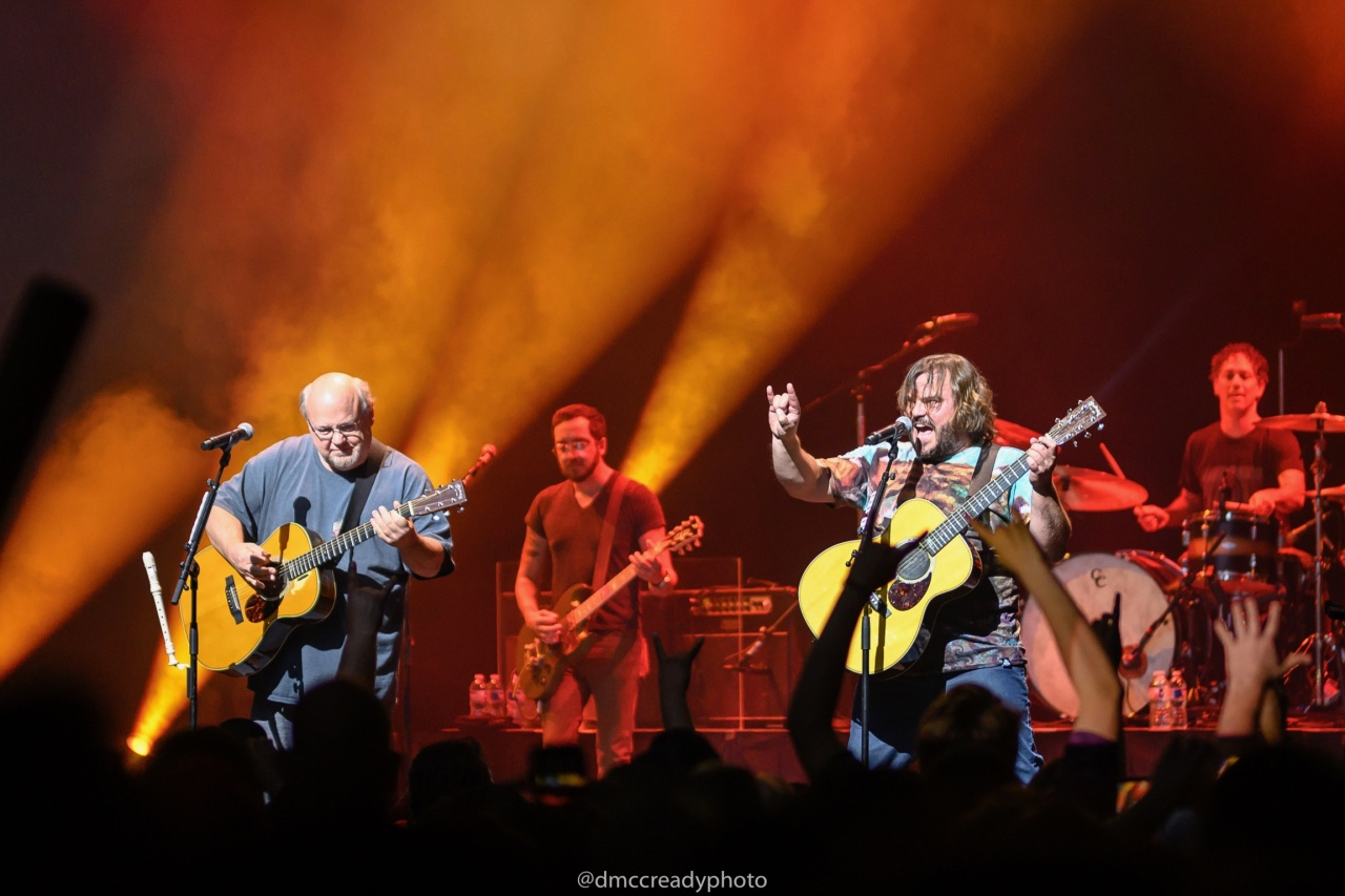 Tenacious D Brought Post Apocalyptic Metal & Comedy to ACL Live:Review