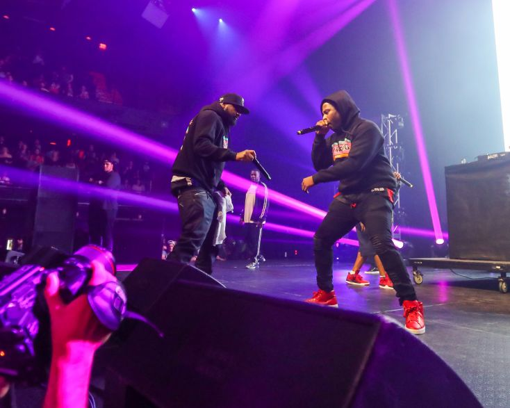 Wu Tang Clan - ACL Live-12