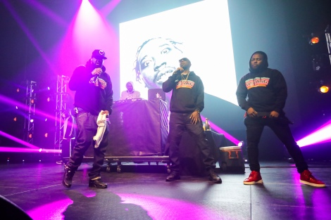 Wu Tang Clan - ACL Live-13