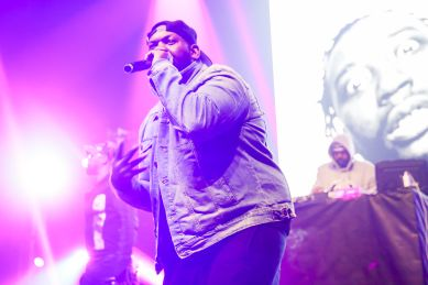 Wu Tang Clan - ACL Live-5
