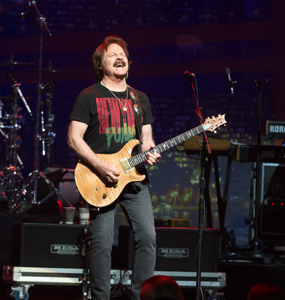 The Doobie Brothers Performed at DKR Fundraiser inAustin