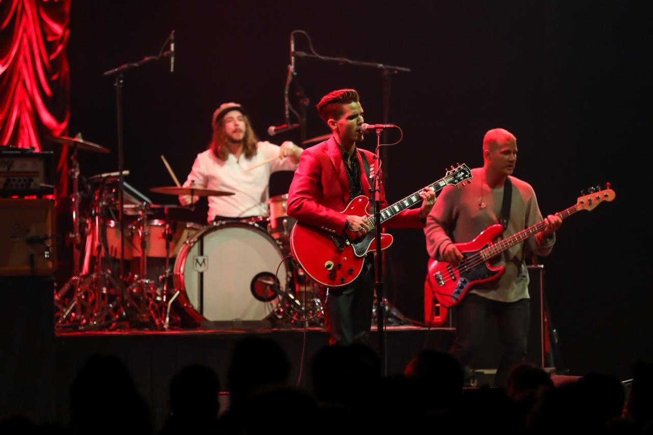 Kaleo Rocked at Rare Hometown AustinShow