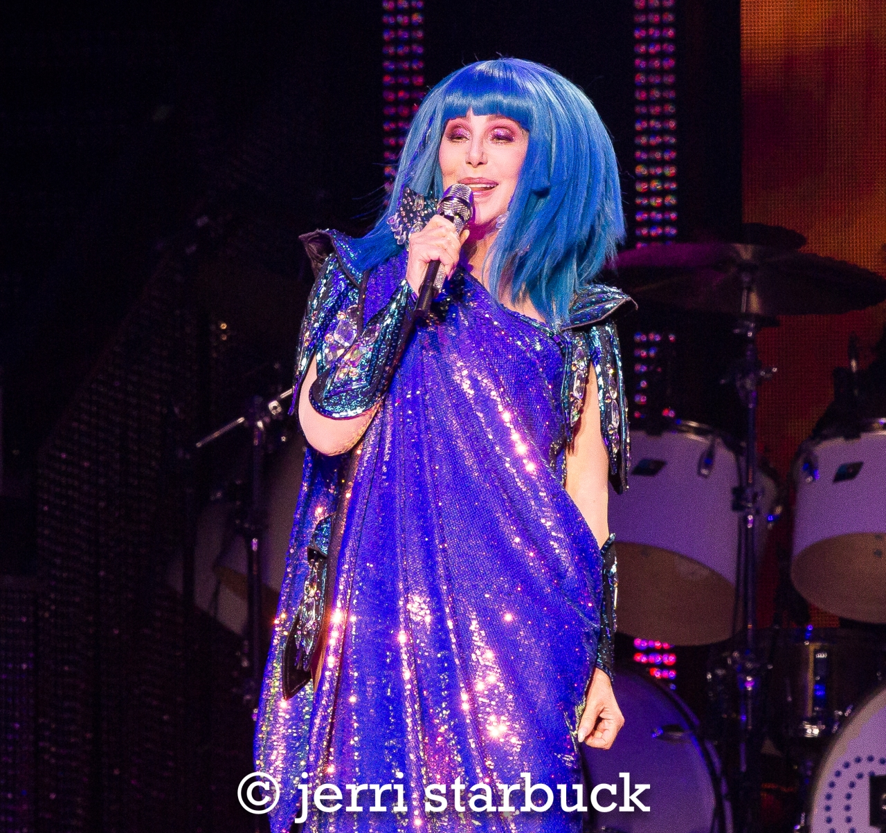 Photos- Cher Wowed at One of the Best Shows of2019