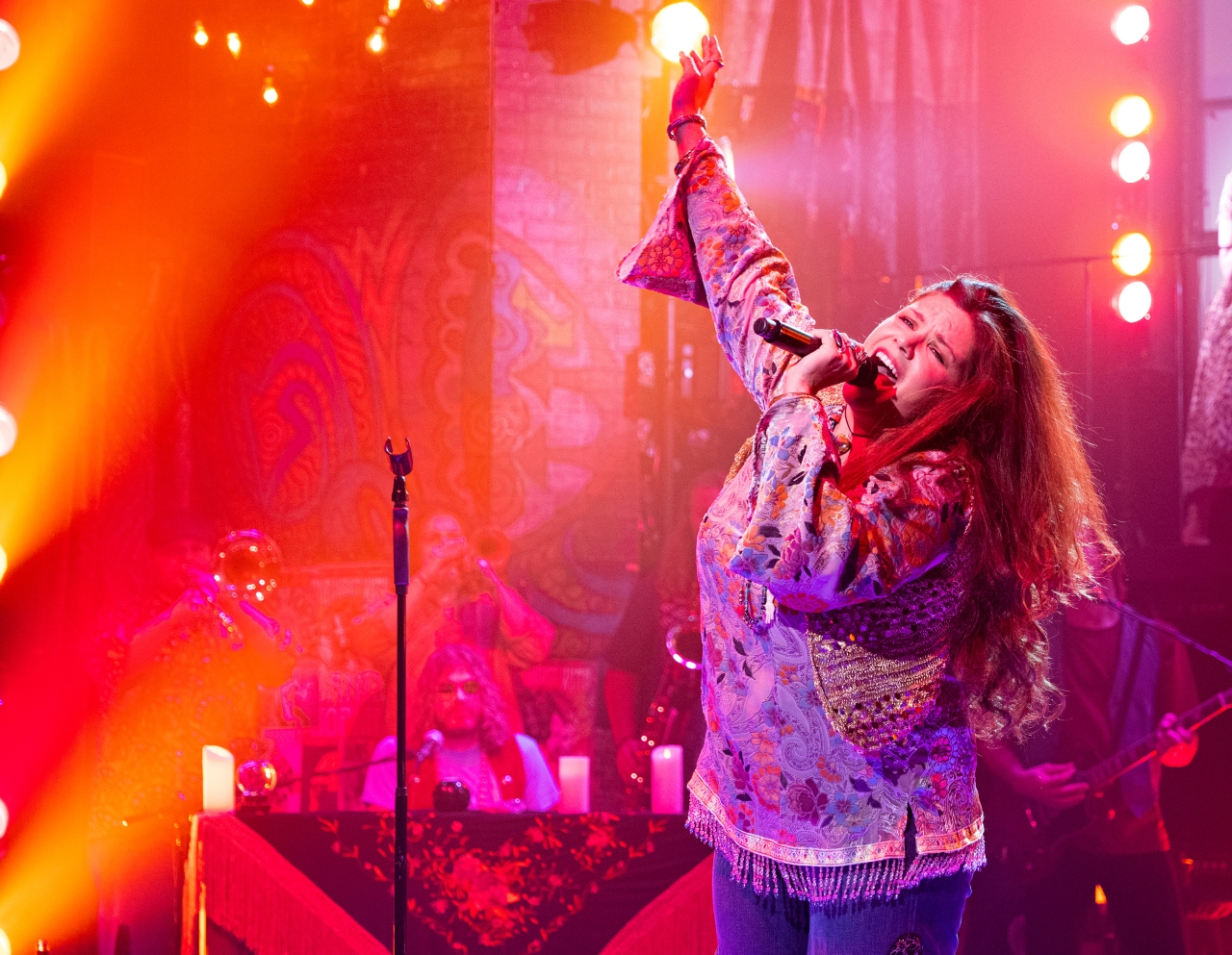 """""""A Night with Janis Joplin"""" Celebrates Female Vanguards of Blues andSoul"""