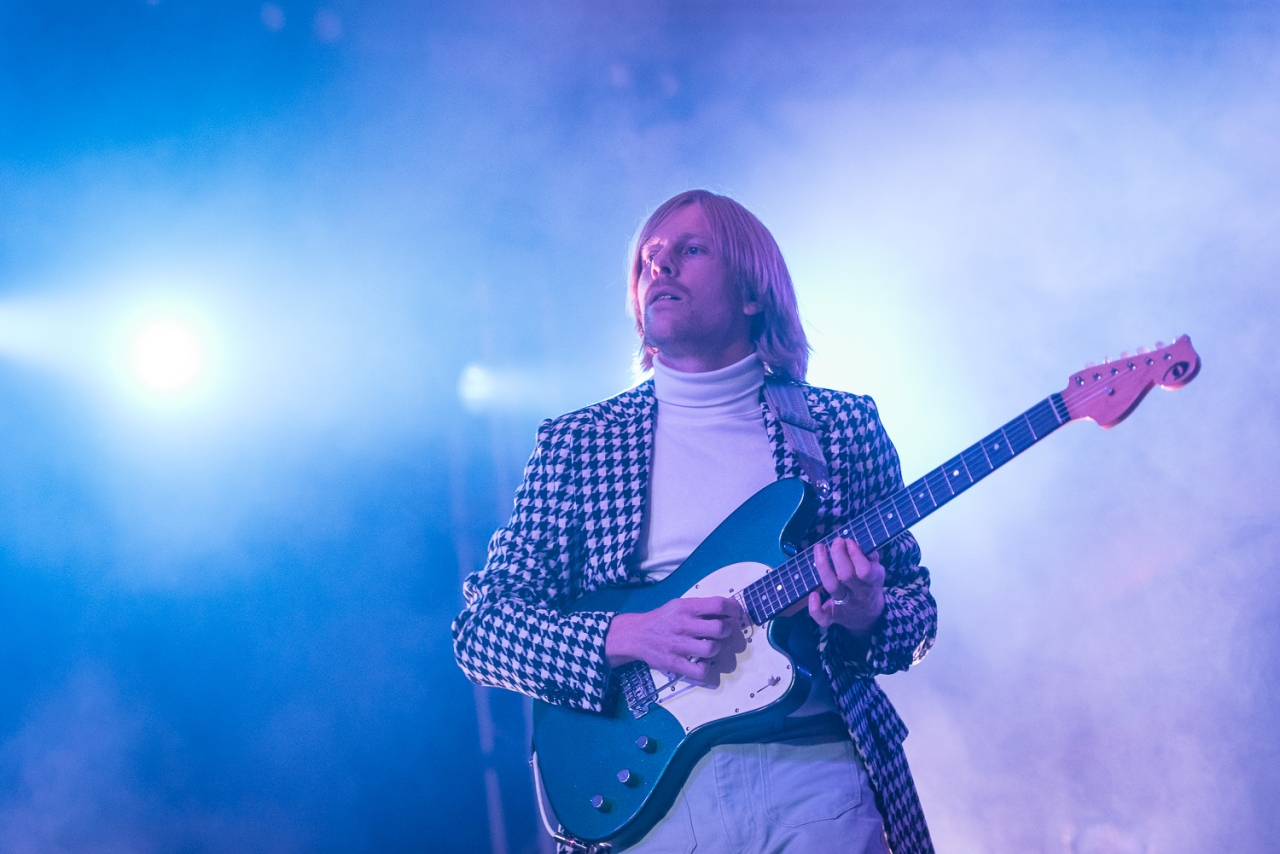 Tennis with Molly Burch at Stubb's Austin ConcertPhotos