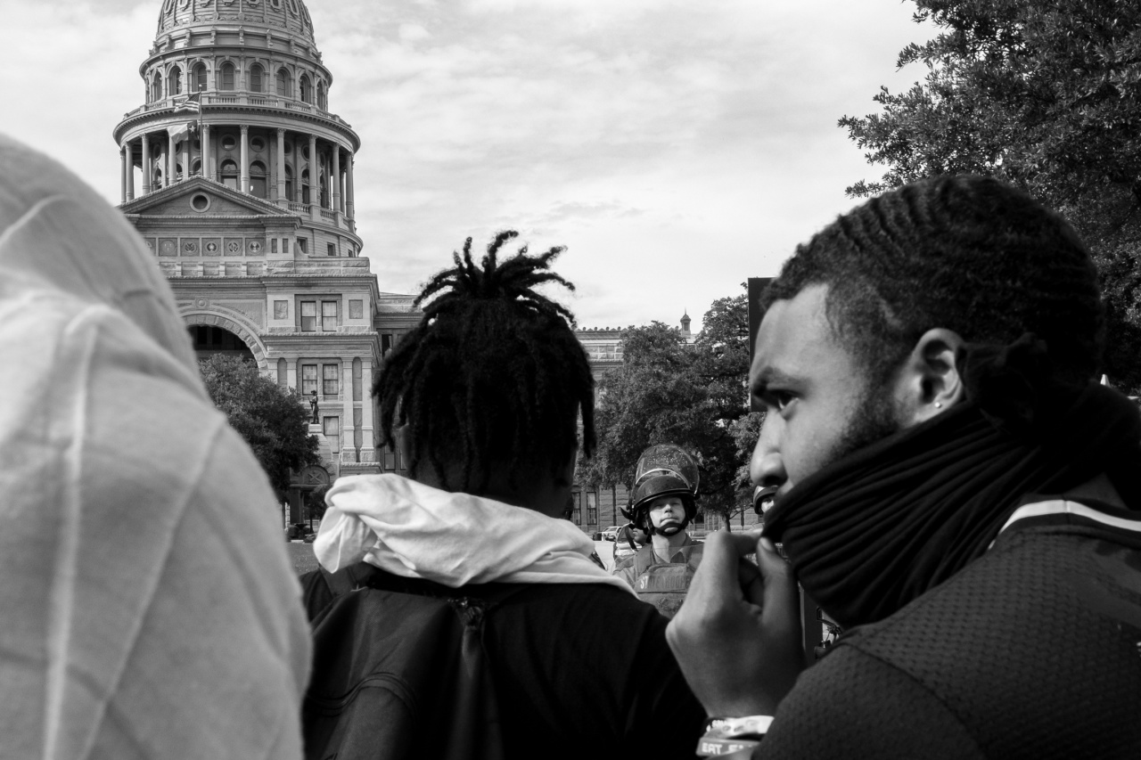 Photos From Austin's Black Lives Matter Protests2020