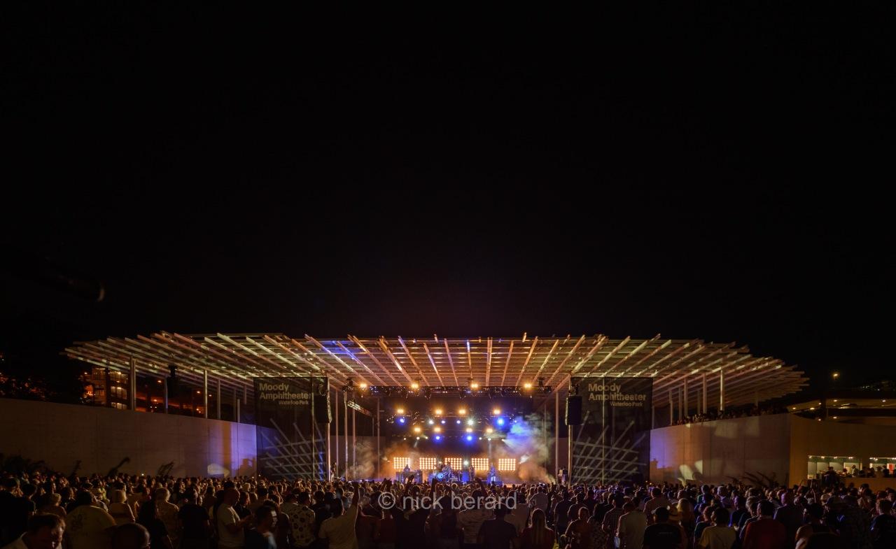 Concert Review: Gary Clark Jr. Rocked at Austin's New MoodyAmphitheater